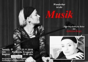 Katharina Burges - Eine musikalische Reise